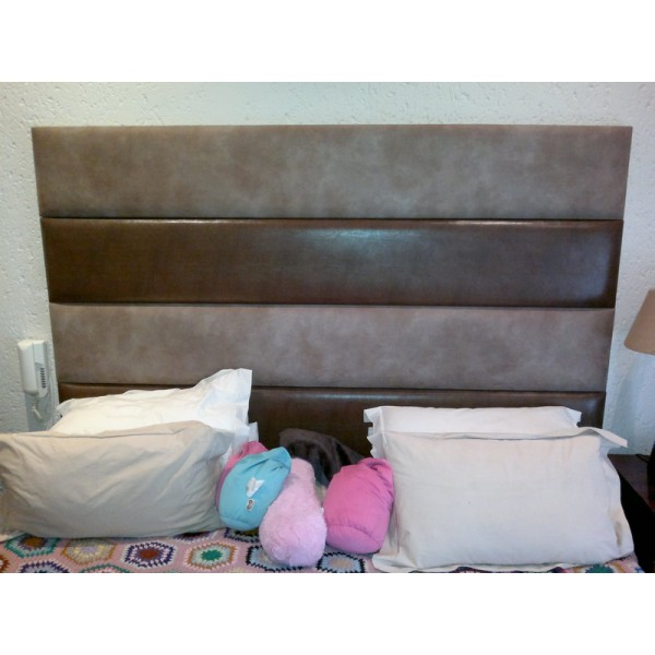 Different textures headboard kays curtains for Different headboards for beds